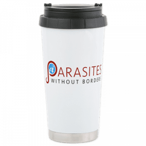 Travel Mug w/ PWB Logo - Color: White