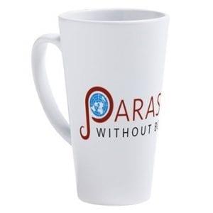 Latte mug w/ PWB logo